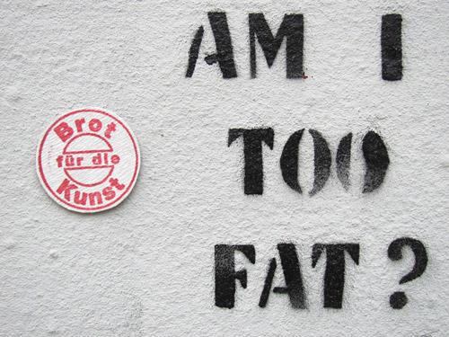 AM I TOO FAT?